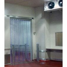 штора для холодильной камеры